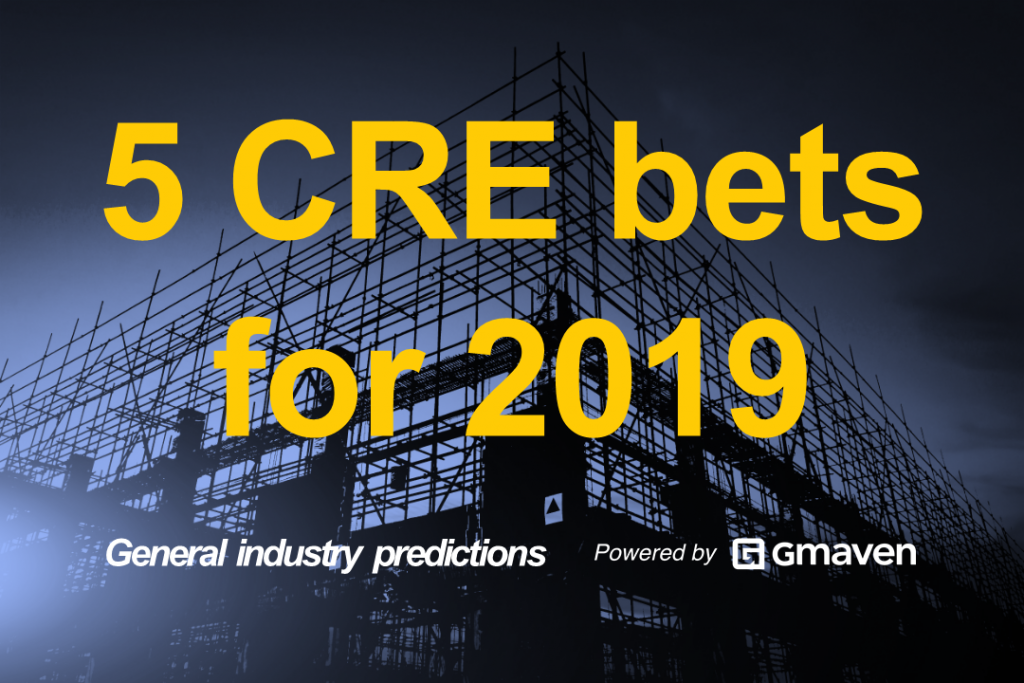 Commercial property predictions 2019